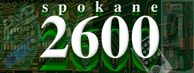 Spokane 2600 Website