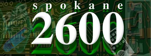 Spokane 2600 Website
